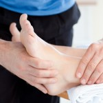 A method to keep your foot and body healthy
